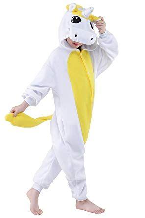 Піжама кігурумі Єдиноріг жовто-білий дитяча — купити в iнтернет ... 2c31921f037f5